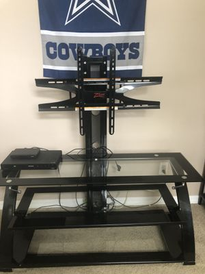TV stand with mount for Sale in Lacey, WA