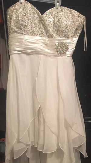 White dress for Sale in Houston, TX