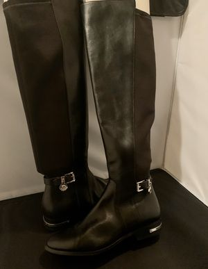 Michael Kors black boots for Sale in Conroe, TX