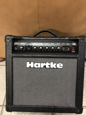 Hartke G15 amplified guitar 15 watts for Sale in Hialeah, FL