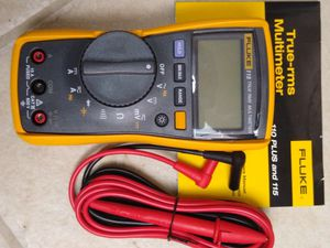 FLUKE True-rms Multimeter... 110 plus and 115 for Sale in Bakersfield, CA