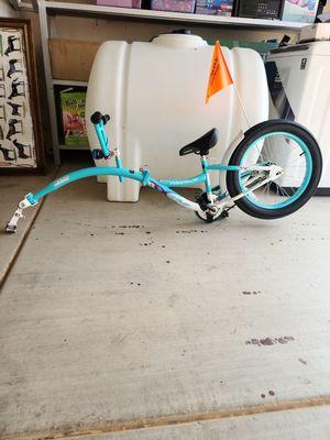 WeeRide Co-Pilot Bike Trailer for Sale in Wittmann, AZ
