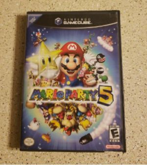 Like New Mario Party Gamecube (Trade) for Sale in Sterling, VA