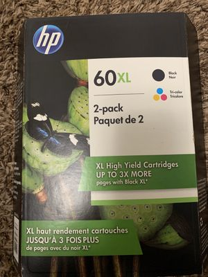HP Ink Cartridges, new! for Sale in Fresno, CA