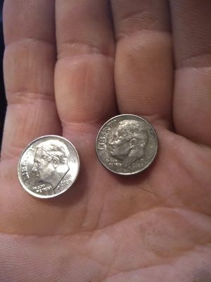 Error 2006 black beauty dime selling for $300 for Sale in Lebanon, OR