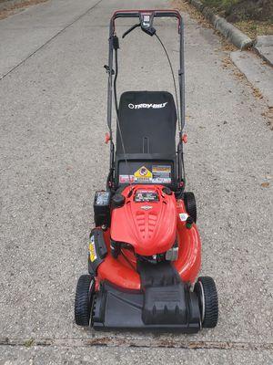 """Self Propelled Key Start Lawn Mower LBSN Troy Bilt 21"""" cut for Sale in Tampa, FL"""