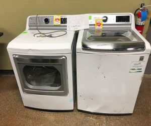 LG Gas Dryer AND Washer Set‼️ C10I2 for Sale in Glendora, CA