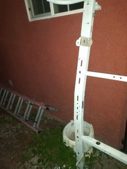 Double aluminum lock down rack #Fits Ford Utitlty Vans for Sale in North Las Vegas,  NV