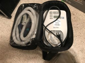 Cpap machine used only twice! for Sale in Bradenton, FL