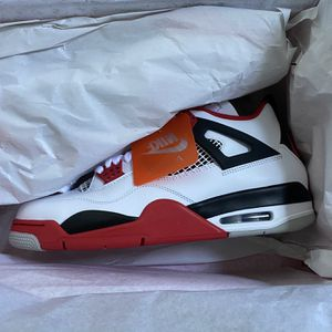 Jordan 4 Retro Fire Red Size 12.5 for Sale in Los Angeles, CA