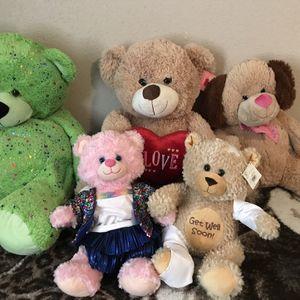 TEDDY BEAR STUFFED ANIMALS for Sale in Houston, TX