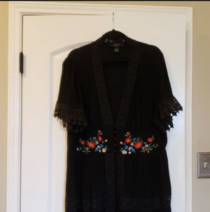 Forever 21 Plus kimono duster for Sale in Henderson, NV