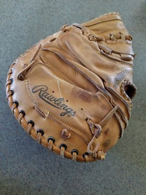 Adult Rawlings baseball catchers glove for Sale in Norwalk, CA