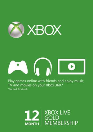 Xbox Live 12Month Digital Code for Sale in Seattle, WA