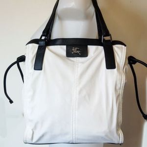 Burberry Buckleigh Packable Nylon Tote Bag for Sale in Chagrin Falls, OH