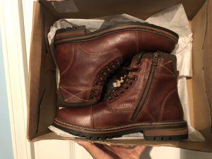 New men's Leather brown boot size 8 for Sale in Atlanta, GA