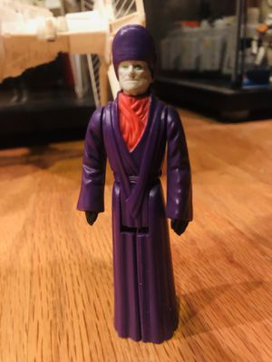 Vintage Star Wars Imperial Dignitary Last 17 POTF 1984 for Sale in Chicago, IL