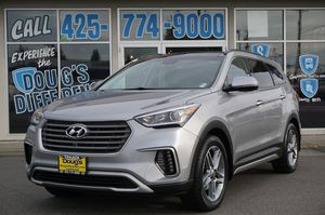 2017 Hyundai Santa Fe for Sale in Lynnwood, WA