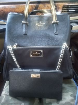 Kate Spade 3 piece set for Sale in Corona, CA