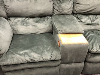 5 piece sectional with two recliners! (Single owner) - Best offer will be accepted! for Sale in Edison,  NJ