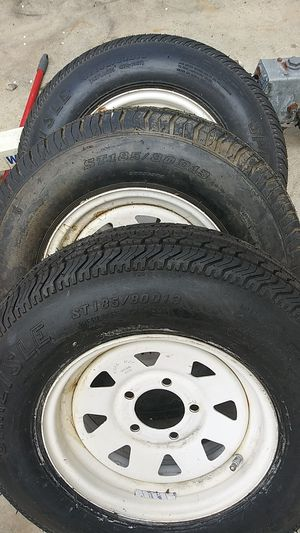 Tires for trailer for Sale in Torrance, CA