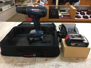 Bosch 18V drill for Sale in Lynnwood, WA