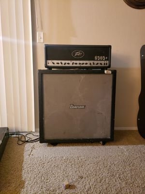 Peavy 6505+ Halfstack for Sale in Beaverton, OR