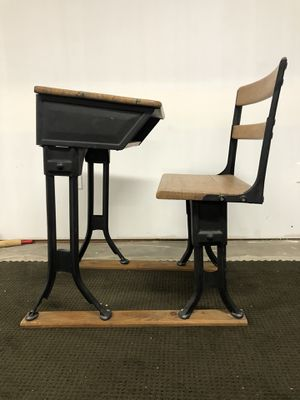 Antique School Desk for Sale in Portland, OR