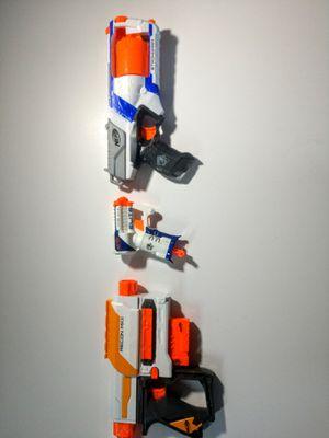 Elite Nerf guns Recon mk11 Trio Ex-3 Strongarm for Sale in Virginia Beach, VA