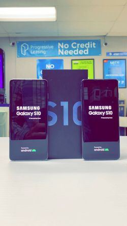 Samsung Galaxy S10 128GB Factory Unlocked / ATT T-Mobile Verizon Sprint Starting @ for Sale in Arlington,  TX