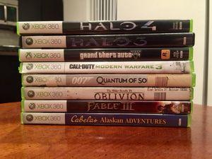 Xbox 360 video games for Sale in Philadelphia, PA
