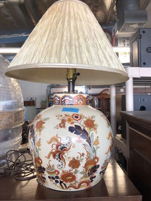 Antique Ceramic Lamp for Sale in Westminster, CA