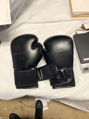 Sanabul gel boxing/kickboxing training gloves—10 oz for Sale in Sunrise, FL
