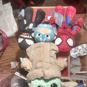 Assorted Brand New Plush Dolls for Sale in Broken Arrow, OK