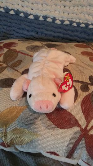 Squealer the pig Ty Beanie Babie for Sale in Newark, OH