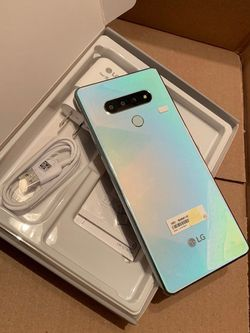 LG Stylo 6 64GB Smartphone (Unlocked) (1) LG Electronics $399.95 Promotion for Sale in Cupertino,  CA