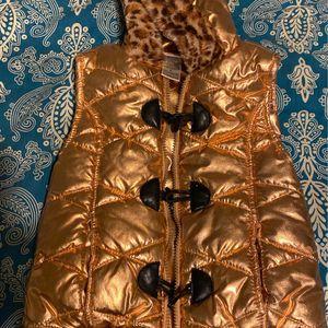Girls Leopard Vest for Sale in Broken Arrow, OK