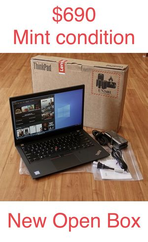 Lenovo Thinkpad T490 Business Laptop 16GB Ram i5 256GB for Sale in Los Angeles, CA