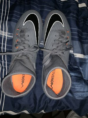 Nike hypervenom size 9 (never worn) for Sale in Shamong, NJ