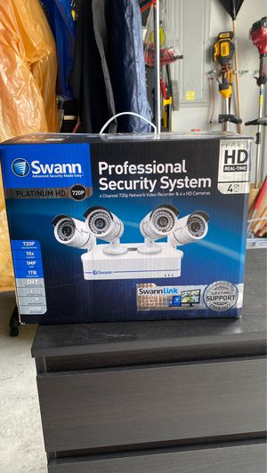 Security cameras for Sale in SeaTac, WA