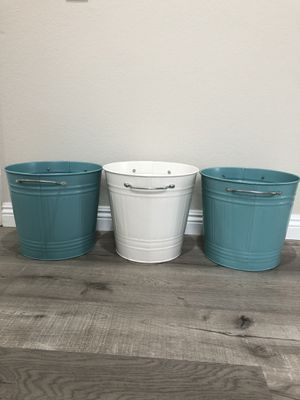 3 STORAGE CONTAINERS (Like New) for Sale in Mission Viejo, CA