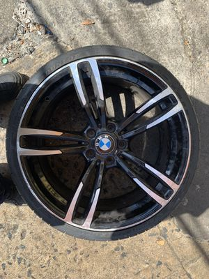 BMW M SERIES RIMS for Sale in The Bronx, NY