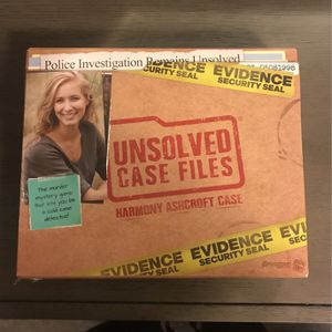 Unsolved Case Files Game for Sale in Brooklyn, NY