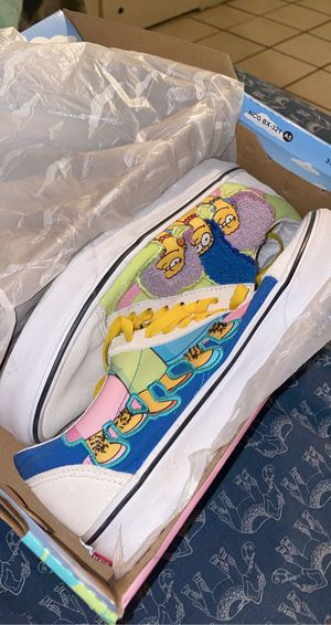 The Simpsons Vans for Sale in Tolleson, AZ