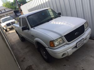 2001 Ford Ranger for Sale in Dallas, TX