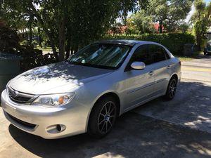 2009 Subaru Impreza . Trade for Lexus 250 + cash for Sale in Oakland Park, FL