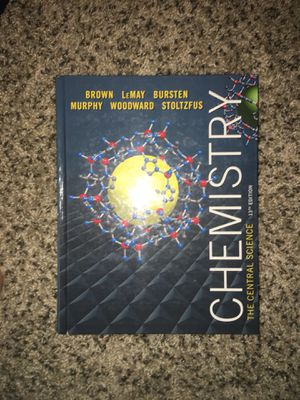 Chemistry: The Central Science for Sale in Tempe, AZ