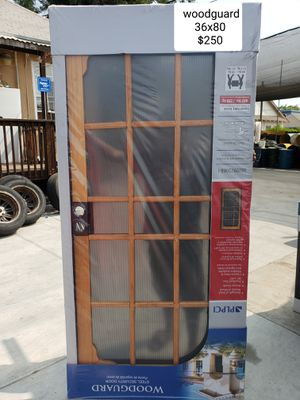 Screen Security Doors for Sale in Sanger, CA