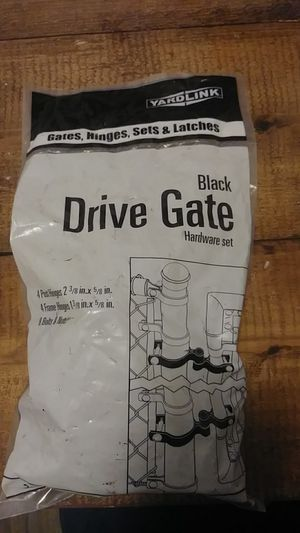 Fencing material - drive gate hardware set for Sale in Klamath Falls, OR