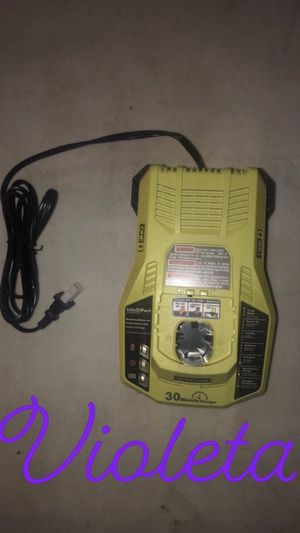 Ryobi charger for Sale in Compton, CA